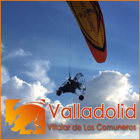 Volar en Parapente con Motor - Valladolid