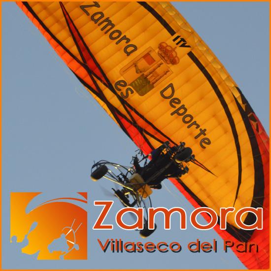 Volar en Parapente con Motor - Zamora